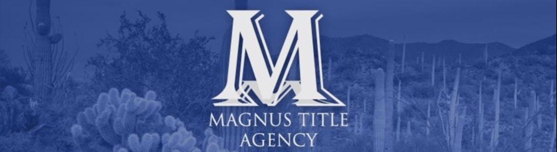 Magnus title company, offering services to home buyers in Arizona.